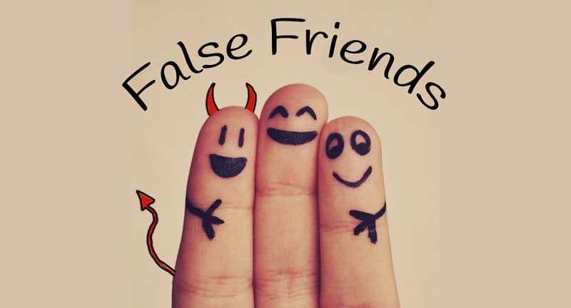 False Friends: i più frequenti errori in Inglese - False friends Inglese