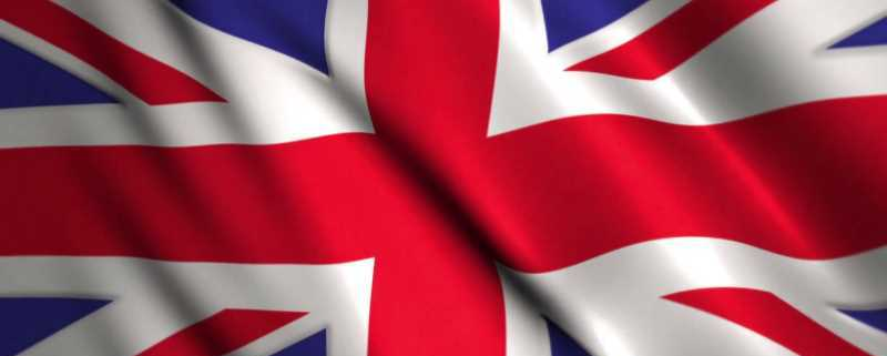 Bandiera inglese: the Union Jack